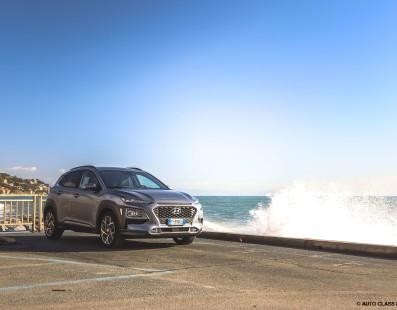 Hyundai Kona Hybrid | Test Drive