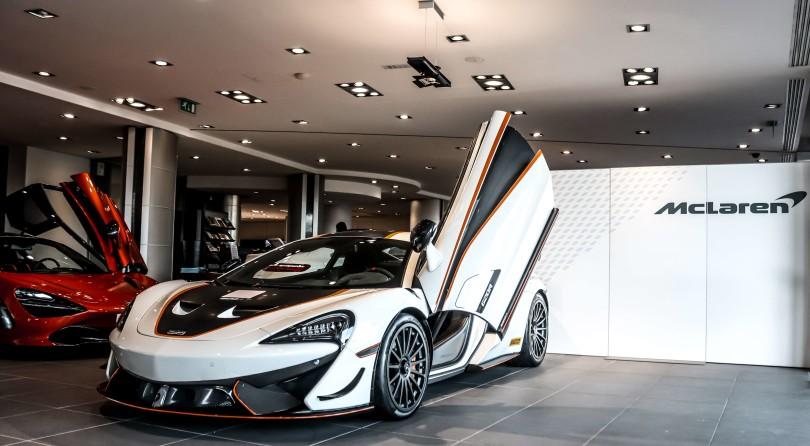 McLaren 620R | La Più Estrema Sport Series Di Woking