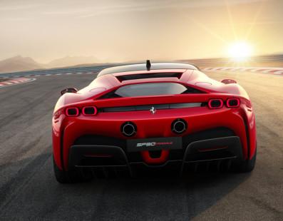 Ferrari SF90 Stradale | Time Machine