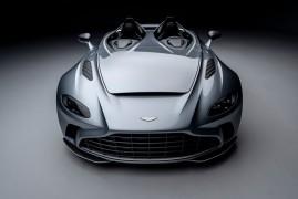 Aston Martin V12 Speedster | News