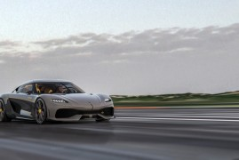 Koenigsegg Gemera   News