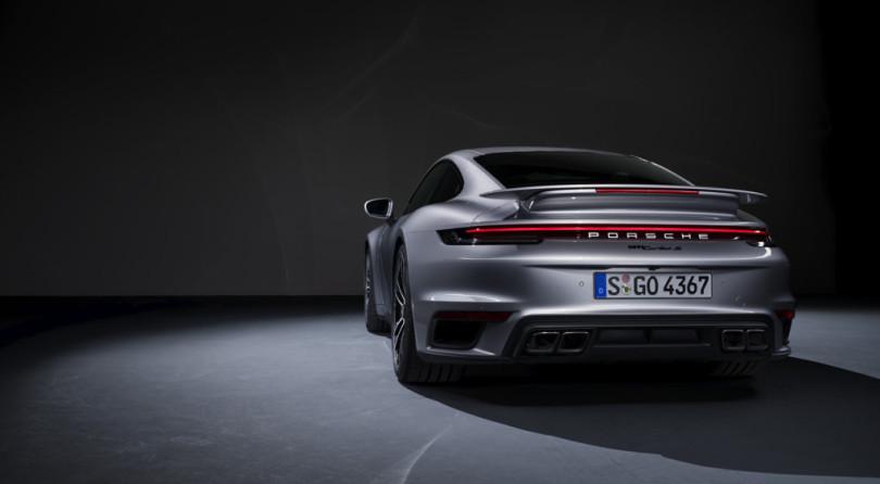 Porsche 911 Turbo S | News
