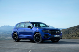 Volkswagen Touareg R | News