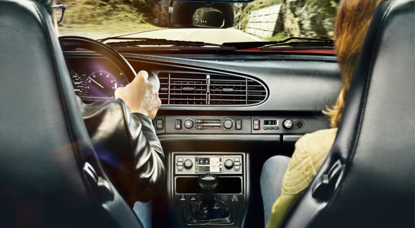 Porsche: Now You Can Fit Modern Infotainment On Your Classic 911