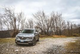 Renault Koleos   Test Drive