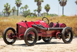 Indy Racing Cars Looked Like This Wonderful Isotta Fraschini Tipo IM