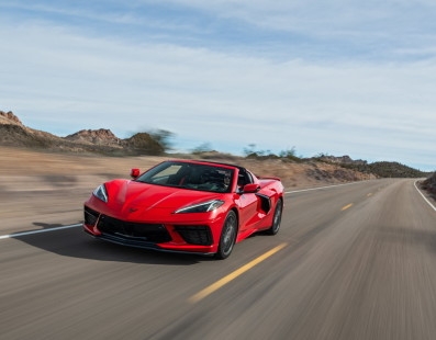 Chevrolet Corvette C8 | Review