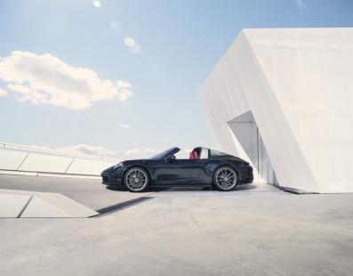 Porsche 911 Targa   News