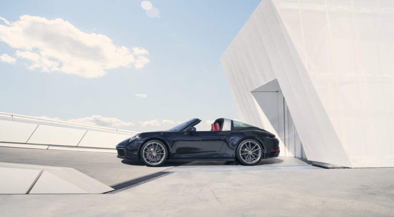 Porsche 911 Targa | News