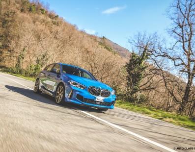 BMW M135i xDrive   Test Drive