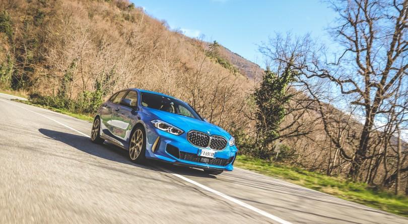 BMW M135i xDrive | Test Drive