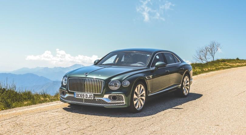 Bentley Flying Spur | Test Drive