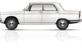 La Peugeot 404 Festeggia 60 Anni