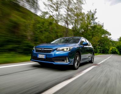 Subaru Impreza e-Boxer | Preview