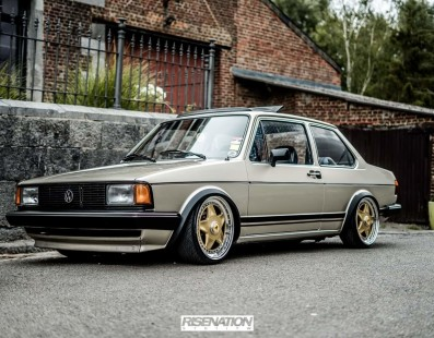 This Jetta Is More Than A VW With Ferrari Wheels | Your Cars