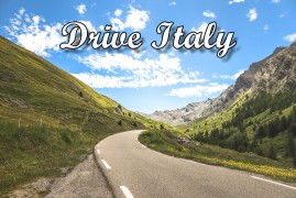 DRIVE ITALY | Drive The Best 50 Roads In Italy