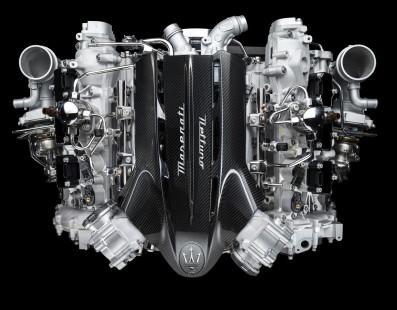 Nettuno: Il Cuore Pulsante della Maserati MC20 | News