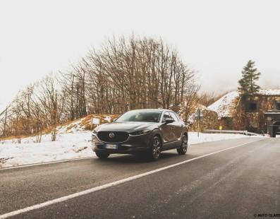 Mazda CX-30   Test Drive
