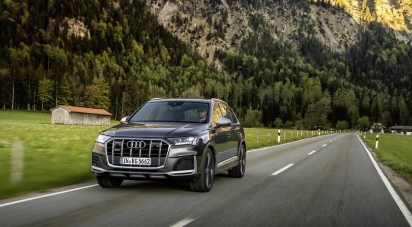 Audi SQ7 TFSI / SQ8 TFSI | News