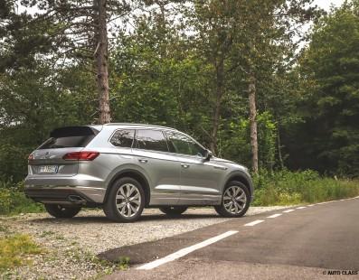 Volkswagen Touareg | Test Drive