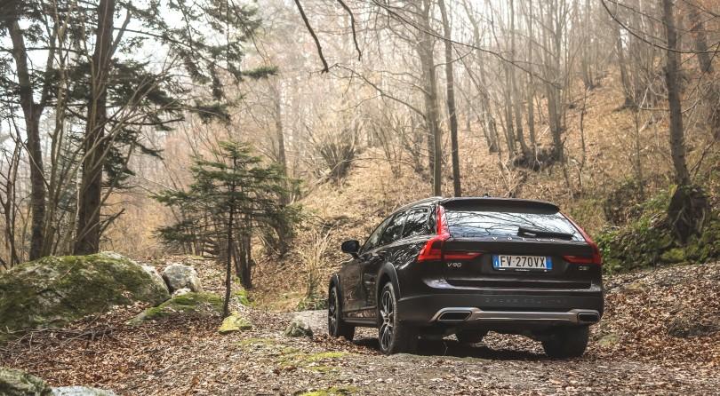 Volvo V90 Cross Country   Test Drive