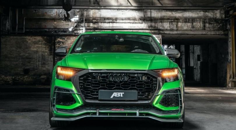 ABT RSQ8-R | News