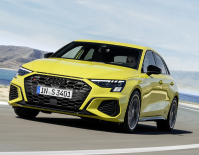 Audi S3   News