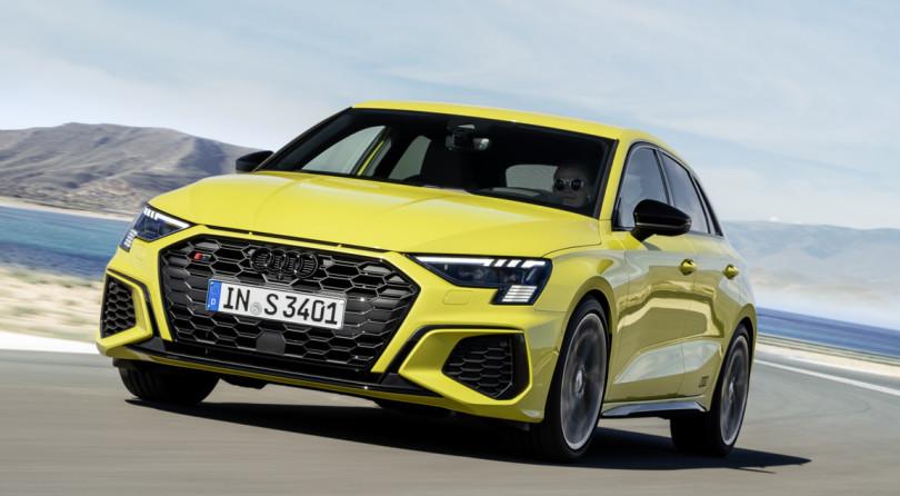 Audi S3 | News