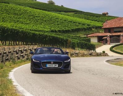 Jaguar F-Type Convertible | Test Drive