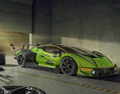 La Nuova Lamborghini Essenza SCV12 Monta Capristo