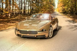 Touring Superleggera Sciàdipersia Cabriolet | Review