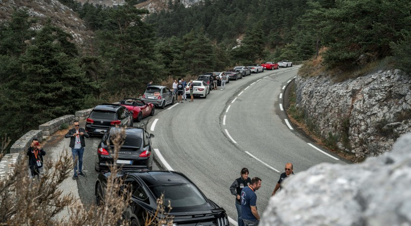 Alpine Grand Prix 2020 | Canyoning On Winding Tarmac