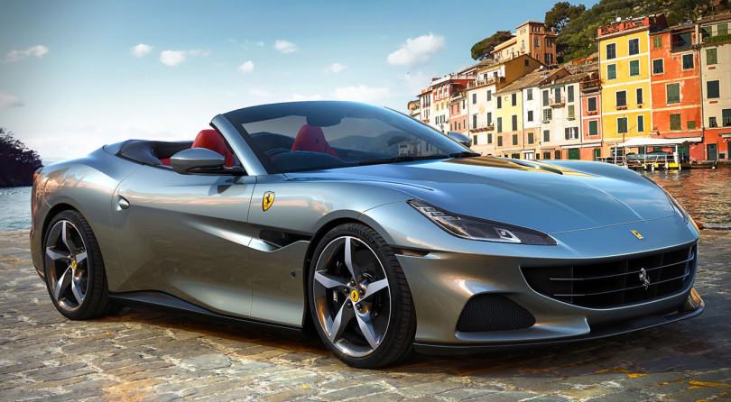 Ferrari Portofino M   News
