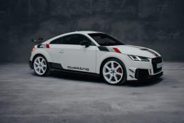 Audi TT RS 40 Years of Quattro   News
