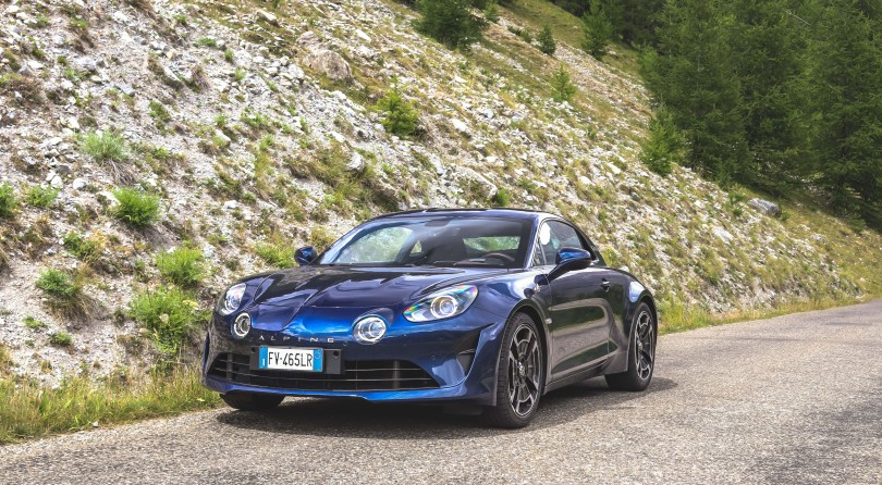 Alpine A110 Légende | Test Drive