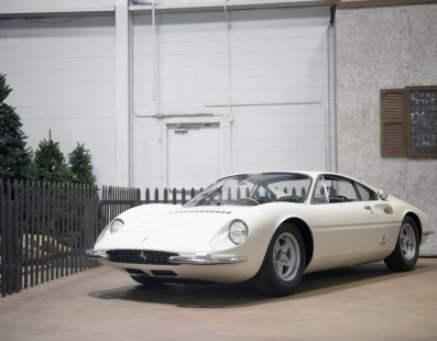 Ferrari 365 P Berlinetta Speciale: The Three-Seater That Gave Birth To The Dino