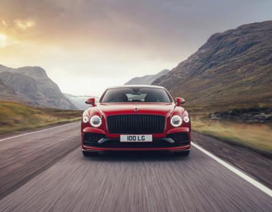 Bentley Flying Spur V8 | News