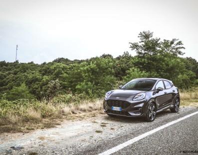 Ford Puma ST-Line | Test Drive