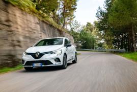 Renault Clio E-Tech Hybrid | Preview Drive