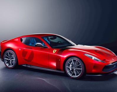 Ferrari Omologata | News