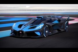 Bugatti Bolide | 1.850 Cv, 1.850 Nm Di Coppia Massima E Top Speed Superiore Ai 500 Km/h
