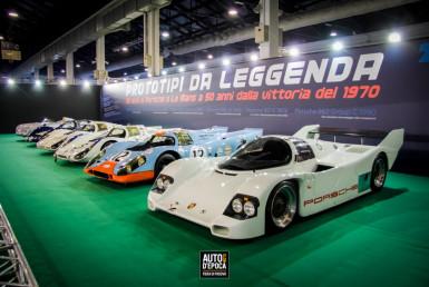 Auto e Moto d'Epoca Padua 2020 | A Covid-Free Exhibition