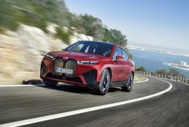 BMW iX: Their First 100% Electric SUV   News