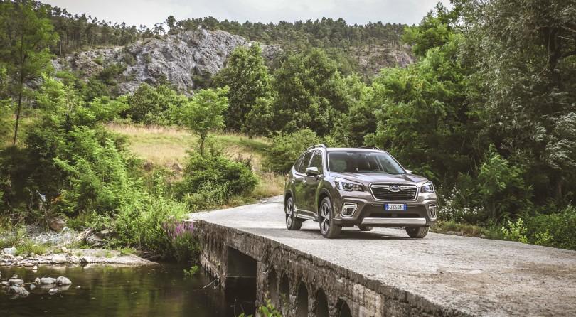 Subaru Forester e-Boxer | Test Drive