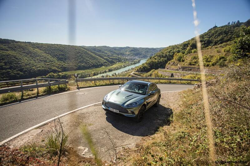 Aston martin dbx auto class magazine