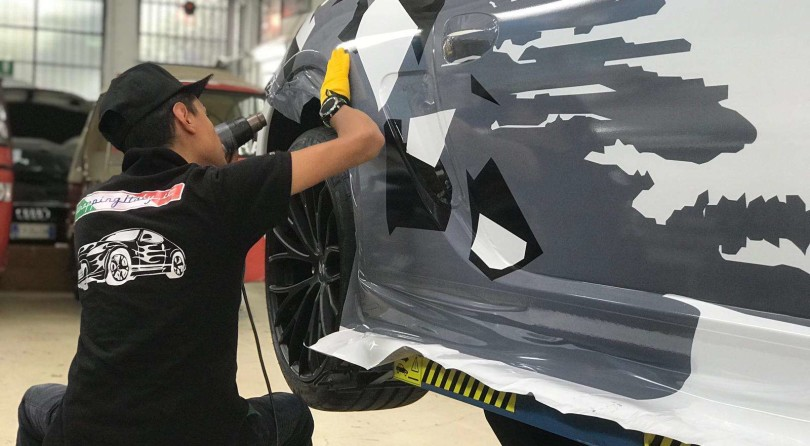 Wrapping: It's Time To Wrap Your Car