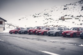 The Squadrifoglio Tour 2020 | The Mountains Still Roar