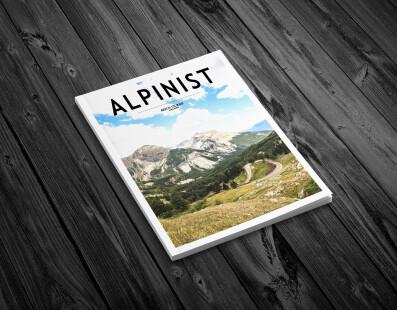 ALPINIST: Il Libro