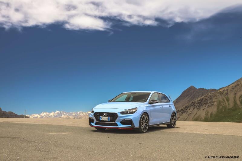 hyundai i30 n performance auto class magazine