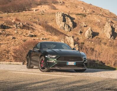 Ford Mustang Bullitt | Test Drive